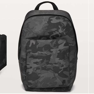 Lululemon Camo City Street Backpack